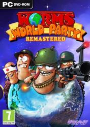 Worms World Party Remastered (2015) (RePack от Other's) PC