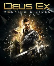 Deus Ex: Mankind Divided (2016/WEBRip 1080p) Игрофильм