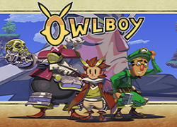 Представлена дата выхода ретро-платформера Owlboy