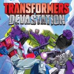 Transformers: Devastation (2015) (RePack от xatab) PC
