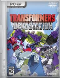 Transformers Devastation (2015) (RePack от Other's) PC