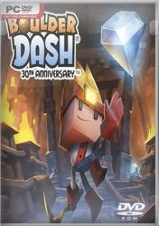 Boulder Dash - 30th Anniversary (2016/Лицензия) PC
