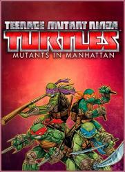 Teenage Mutant Ninja Turtles: Mutants in Manhattan (2016) (RePack от xatab) PC