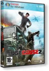Just Cause 2: Complete Edition (2010/Лицензия) PC