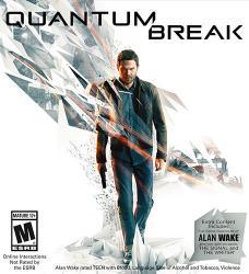 Quantum Break (2016) (Дополнение с офлайн-сериалом) PC