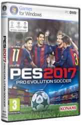 Pro Evolution Soccer 2017 (2016) (RePack от xatab) PC