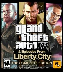Grand Theft Auto IV - Complete Edition (2010) (RePack от xatab) PC