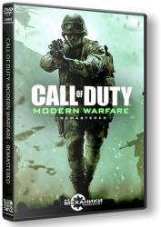 Call of Duty: Modern Warfare - Remastered (2016) (Rip от R.G. Механики) PC