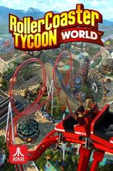 RollerCoaster Tycoon World (2016/Лицензия) PC