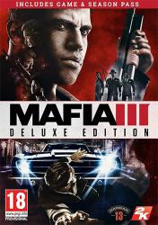 Mafia III - Digital Deluxe Edition (2016) (RePack от FitGirl) PC