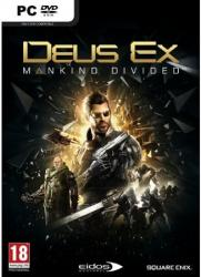 Deus Ex: Mankind Divided - Digital Deluxe Edition (2016) (RePack от =nemos=) PC