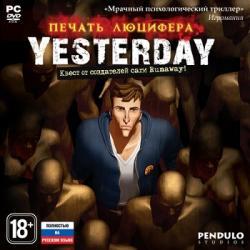 Yesterday: Печать Люцифера (2012/Лицензия) PC