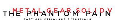 Metal Gear Solid V: The Phantom Pain (2015) (RePack от xatab) PC