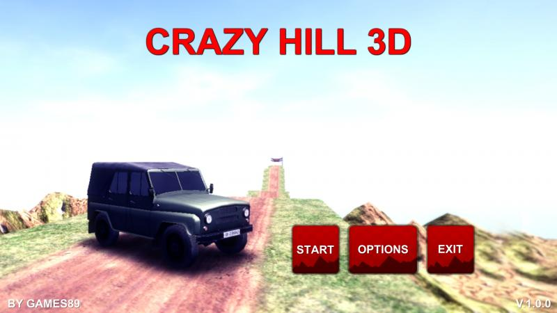 Crazy Hill 3D (2016) PC