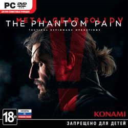 Metal Gear Solid V: The Phantom Pain (2015/Лицензия) PC