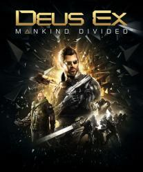 Deus Ex: Mankind Divided - Digital Deluxe Edition (2016) (RePack от R.G. Механики) PC