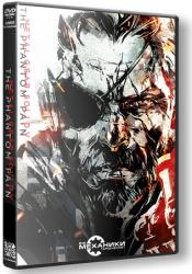 Metal Gear Solid V: The Phantom Pain (2015) (RePack от R.G. Механики) PC