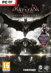 Batman: Arkham Knight - Premium Edition (2015) (RePack от FitGirl) PC