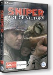 Снайпер: Цена победы (2008/Лицензия) PC