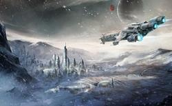 Star Citizen сменила CryEngine на Amazon Lumberyard