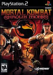 [PS2] Mortal Kombat: Shaolin Monks (2005)
