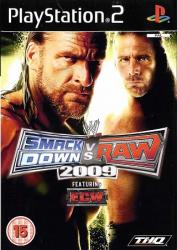 [PS2] WWE Smackdown vs RAW 2009 (2008)