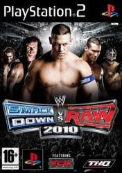 [PS2] WWE SmackDown vs Raw 2010 (2009)