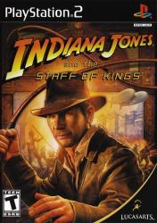 [PS2] Indiana Jones and the Staff of Kings (2009)