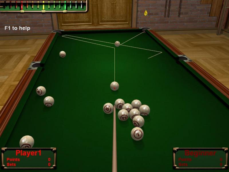billiards 2013 for pc