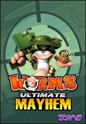 Worms Ultimate Mayhem (2011) (RePack by Mizantrop1337) PC