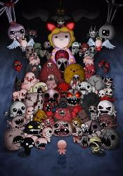 The Binding of Isaac: Rebirth Complete Bundle (2014) (Steam-Rip от Let'sРlay) PC