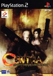 [PS2] Contra Shattered Soldier (2002)
