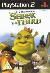 [PS2] Шрек Третий (2007)