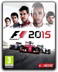 F1 2015 (2015) (RePack от qoob) PC