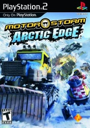 [PS2] MotorStorm Arctic Edge (2009)