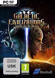 Galactic Civilizations III Gold (2015) (Steam-Rip от Let'sРlay) PC