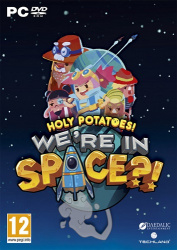 Holy Potatoes! We're in Space?! (2017/Лицензия) PC