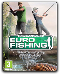 Euro Fishing: Urban Edition (2015) (RePack от qoob) PC