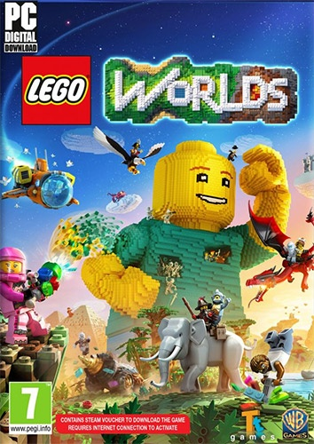 LEGO WORLDS  7.03.2017 RePack by FitGirl