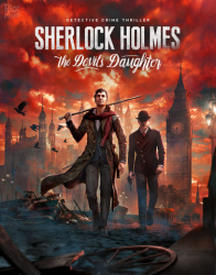 Sherlock Holmes: The Devil's Daughter (2016) (RePack от FitGirl) PC