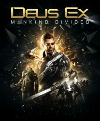 Deus Ex: Mankind Divided - A Criminal Past (2016/Лицензия) PC