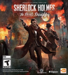 Sherlock Holmes: The Devil's Daughter (2016) (RePack от R.G. Механики) PC