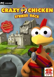 Crazy Chicken Strikes Back (2016) (RePack от Pioneer) PC