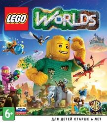 LEGO Worlds: Classic Space Pack (2017/Лицензия) PC