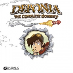 Deponia: The Complete Journey (2014) (RePack от R.G. Механики) PC