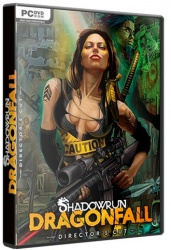 Shadowrun: Dragonfall - Director's Cut (2014/Лицензия) PC