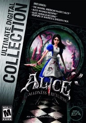 Alice: Madness Returns - The Complete Collection (2011) (Steam-Rip от Let'sРlay) PC