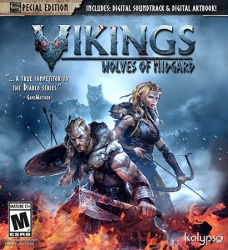 Vikings - Wolves of Midgard (2017/Лицензия) PC