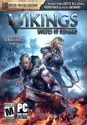 Vikings - Wolves of Midgard (2017) (Steam-Rip от Let'sРlay) PC