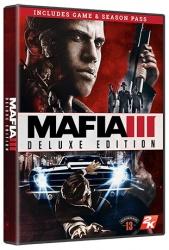 Mafia III - Digital Deluxe Edition (2016) (RePack через qoob) PC